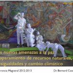 CATEDRA UNESCO: Conferencia Magistral Dr. Bernard Cassen