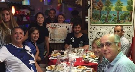 Tiempo para excursiones, para estudiar y para disfrutarde nuestra ventura en Francia. Esos son los buenos recuerdos de este viaje en compañía de compatriotas boricuas y nuevos amigos latinoamericanos.