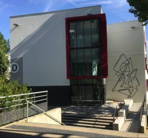 La Universidad de Rennes fue el escenario de nuestros días de estudio.