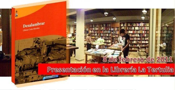 Desalambrar autora Liliana Cotto Morales