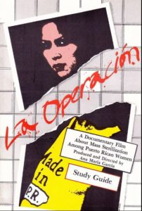 """Filmado en 1982, """"La Operación"""" de la Directora Ana María García sigue siendo un referente."""