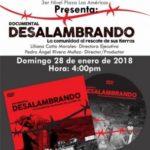 Desalambrando, el Documental en Casa Norberto