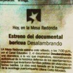 En la TV cubana: Mesa Redonda presenta Desalambrando El Documental