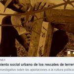 El movimiento social urbano de los rescates de terreno (80grados)